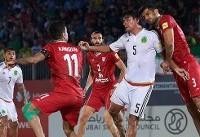 میرشکاری: شکست برزیل در فوتبال ساحلی غیرممکن نیست