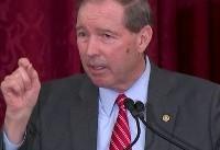 طرح سناتور آمریکایی برای ممنوعیت حمله به ایران بدون تایید کنگره