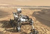 نرمافزاری برای بررسی محل فرود کاوشگران مریخ
