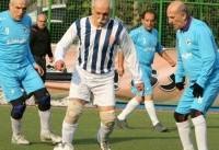 مسابقات فوتبال پیشکسوتان تهران قرعه کشی شد