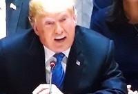ترامپ: هر کشوری با سیاست آمریکا برای مقابله با ایران همراهی نکند، با مجازات روبهرو میشود