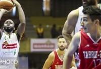 فدراسیون بسکتبال بازیکنان سه تیم را آزاد کرد