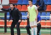 ناظم الشریعه: لژیونرها اردوی آخر به تیم ملی اضافه میشوند