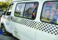 لزوم ارسال لایحه ایمنی حمل و نقل دانشآموزان به شورای شهر تهران