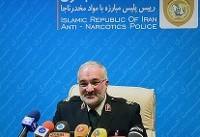 ایران رکورددار کشف مواد مخدر درجهان است/کشف ۴۰۳ تن مواد در سال ۹۷