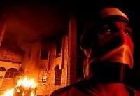 چرایی آتش زدن کنسولگری ایران در بصره