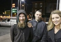 New Jersey Couple and Homeless Vet Accused of Making Up Story Behind $400,000 GoFundMe Campaign