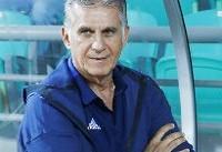 ملاقات کیروش و مسئولان فدراسیون فوتبال کلمبیا در دبی لغو شد