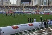 وینگادا برای کیروش آنالیز میکند/ ایران بدون مصدوم آماده بازی با ویتنام شد