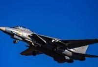 عقابان تیز پرواز با تمام توان از کشور دفاع خواهند کرد