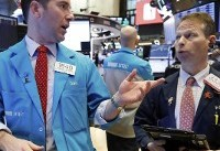 Markets Right Now: Stock indexes rise for 4th straight day