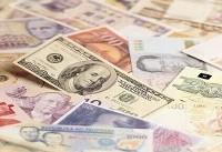 قیمت روز ارزهای دولتی/ نرخ ۲۵ ارز افزایشی شد