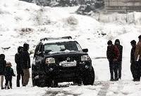 امدادرسانی به بیش از ۳ هزار نفر | برف و کولاک در ۱۳ استان