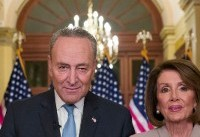 Live stream: Pelosi, Schumer meet with furloughed workers to discuss the effects of the partial ...