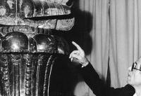 حاجینوری، خالق مجسمه ۱۲ متری «سرستون تخت جمشید» برای آرژانتین، درگذشت