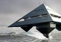 متفاوت ترین تجربه دریانوردی با یک طرح مفهومی! (+عکس)