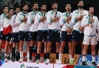 روسیه و کوبا حریفان والیبال ایران در انتخابی المپیک