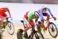 دوچرخهسواری پیست قهرمانی آسیا ۲۰۱۹/ رکابزن ایران در اومنیوم مدال نگرفت