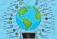 اینفوگرافی / ۲۰ کشور با کندترین اینترنت جهان