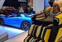 لامبورگینی صندلی ماساژ ساخت (+عکس)