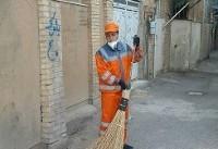غربالگری سلامت ۱۷هزار کارگر خدمات شهری