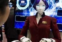 رباتهای سخنگو در متروی ژاپن نصب شدند (+فیلم و عکس)