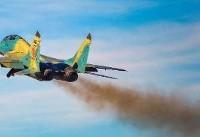 عملیات رزم هوایی جنگندههای ارتش اجرا شد