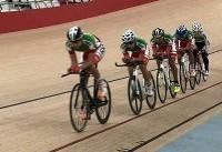 دست رکابزنان ایران به مدال نرسید/ پایان سومین روز رقابتها