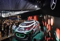 اتومبیل جدید مرسدس-بنز از همه چیز شما باخبر است (+عکس)