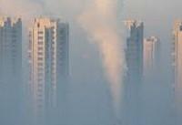 آلودگی شدید هوای آسیا در هفته اخیر