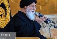 امام جمعه مشهد: چشم ما به لبخند چهار کافر اروپایی و آمریکاییاست