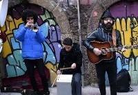 فیلم/ نمآهنگ گروه موسیقی بمرانی برای «مارموز»