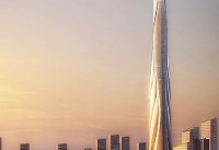 دومین آسمان خراش بلند جهان با ارتفاع ۷۰۰ متر ساخته میشود (+عکس)