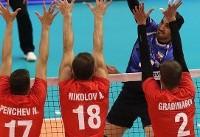 معرفی رقیبان تیم ملی والیبال در راه المپیک