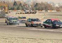 نفرات برتر مرحله چهارم مسابقات اتومبیلرانی سرعت قهرمانی کشور مشخص شدند
