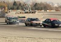 نفرات برتر مسابقات اتومبیلرانی سرعت قهرمانی کشور مشخص شدند