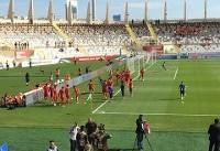 حاشیه دیدار ایران و ویتنام/ ایرانیها وارد ورزشگاه آلنهیان شدند