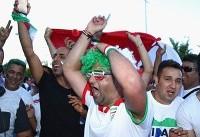 مسیریابی هواداران برای برخورد با اتوبوس تیم ملی ایران