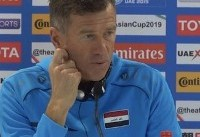 سرمربی عراق: امیدوارم برابر ایران هم همینطور بازی کنیم