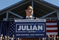 Julian Castro Jumps Into 2020 Democratic Presidential Fray