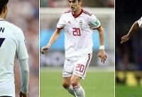 آزمون و جهانبخش در فهرست پردرآمدترین بازیکنان حاضر در امارات