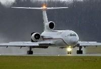 درخواست پرداخت زیان ۲۳ هواپیمای توپولف زمینگیر شده