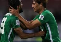 پیروزی راحت عراق برابر یمن