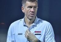 رکورد عجیب کاتانچ در تیم ملی عراق