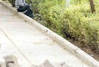 جمعآوری معتادان بیخانمان از محله راهآهن
