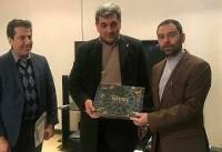 تاکید بر گسترش تعاملات و همکاریها بین شهرداری تهران و ایروان