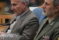 دیدار وزیر دفاع و روسای دانشگاههای شیراز