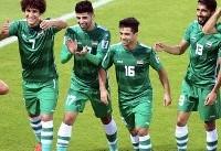 برتری یک نیمهای عراق مقابل یمن با درخشش ستاره پرسپولیس