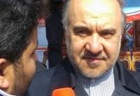 سلطانیفر: فجر چهلم را با افتتاح ۱۰ استادیوم جشن میگیریم