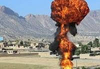 حادثهی بمباران زمین فوتبال که سوژهی فیلم شد + فیلم